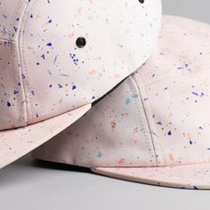 tinylittleme:  The confetti cap by Marta Veludo for RESTORED will be available to pre-order for a special price for those who visit our celebration. www.martaveludo.com / www.restored.nl