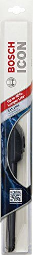 """Bosch ICON 15A Wiper Blade, Up to 40% Longer Life  - 15"""" (Pack of 1). For product info go to:  https://www.caraccessoriesonlinemarket.com/bosch-icon-15a-wiper-blade-up-to-40-longer-life-15-pack-of-1/"""