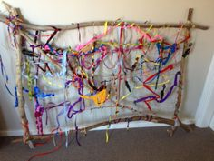 Wonderful weaving, from Kempsey Family Day Care and In Home Care