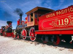Golden Spike National Historic Site Promontory Utah.  *Didn't see this last visit, but hope to this coming summer.* pa