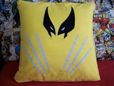 Wolverine Pillow Case- X-MEN - Marvel Comics - Superhero