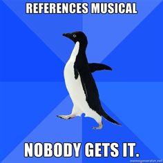 Theatre Kid problems....