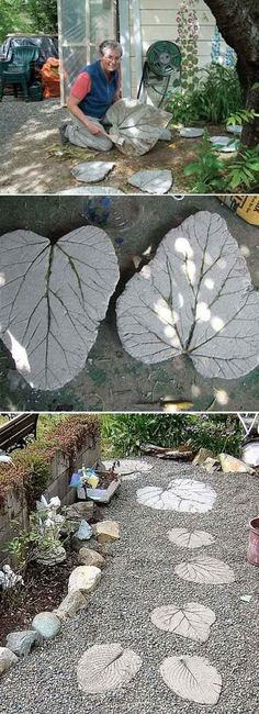 23 Mesmerizing DIY garden Stepping Stones to Realize for Your Backyard homesthetics decor