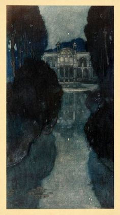 Edmund Dulac, illustration for The Magic Horse, from Stories from The Arabian Nights as retold by Lawrence Housman, 1907 Book Illustration, Digital Illustration, Horse Story, Edmund Dulac, Fairytale Art, Classic Literature, Arabian Nights, Traditional Art, Fantasy Art