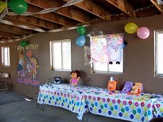 Creative and Cheap - Fun and Fabulous: Diego/Dora Birthday Party