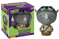 Dorbz 057 Teenage Mutant Ninja Turtles Rocksteady Vinyl Figure - Midtown Comics