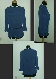 Blusa Nanda Modelo 003 Tamanho 38.
