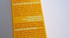Everybody's free to wear sunscreen - Sonnenschutz richtig kaufen