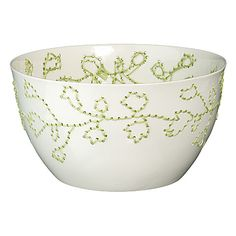 Embroidered Bowl by Hella Jongerius