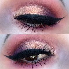 LOVE SICK in the crease  PROMISCUOUS outer corner  AMELIE on the lid  @meltcosmetics #meltlovesick #meltpromiscuous #meltamelie  @lashesbylena Kendall lashes