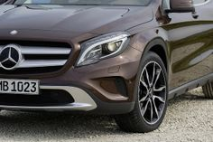 Mercedes-Benz GLA '2014