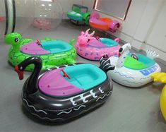 Beston inflatable balloon bumper cars for sale