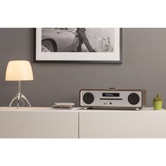 Ruark Audio Sound System with CD Player | R4 MK3 Integrated Music System | Click to BUY NOW design55online.co.uk or Pin for later!