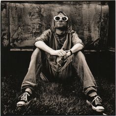 Anton Corbijn :: Kurt Cobain, 1993