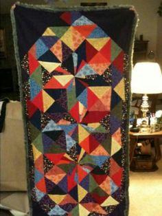Quilt i designed and made