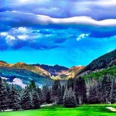 Nature's beauty in the Colorado Rocky Mountains
