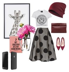 """""""Be fun"""" by athemoon on Polyvore featuring LSA International, Rochas, Marie Turnor and Zara"""