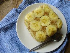 Follow The Fruit Fly: Upside-Down Cake