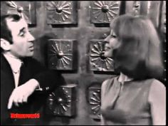 Charles Aznavour - For me formidable - YouTube