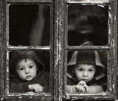 Tatyana Tomšíčkova :: Behind the window