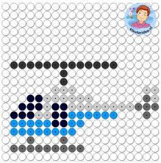 Pearler Beads, Fuse Beads, Cross Stitch Designs, Cross Stitch Patterns, Iron Beads, Bobble Stitch, Melting Beads, Perler Bead Art, Handmade Beaded Jewelry