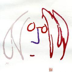 Image result for john Lennon's drawings