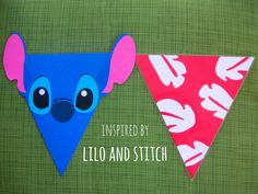 Inspired by LILO AND STITCH on Etsy, $5.50