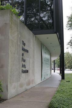 Clásicos de Arquitectura: Museo de Bellas Artes de Houston / Mies van der Rohe