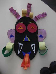 Africa màscara