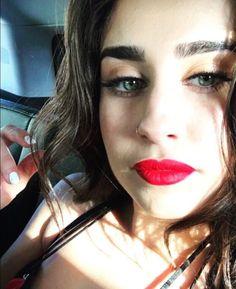 "lmjupdates: ""Lauren post on then deleted her Instagram story "" Her eyes tho"