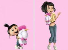 Despicable Me – Agnes