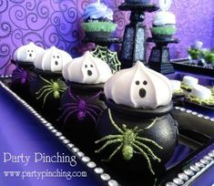 Cute Food - Party Planning - Party Ideas - Holiday Ideas -Tablescapes - Special Occasions And Events - Party Pinching
