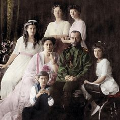 (*) Twitter Anastasia Romanov, Mcleod's Daughters, Russian Literature, Imperial Russia, Victoria And Albert, Twitter, Old Photos, History, Painting
