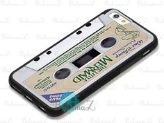 The Litle Mermaid Cassette Tape iPhone 6 Case Cover