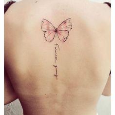 Borboleta Piercing Tattoo, Minimalistisches Tattoo, Wrist Tattoos, Tattos, Piercings, Butterfly On Flower Tattoo, Butterfly Shape, Purple Butterfly Tattoo, Dragonfly Tattoo