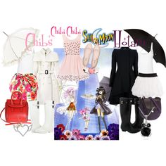 """""""Rainy Day"""" by sailormooncloset on Polyvore"""