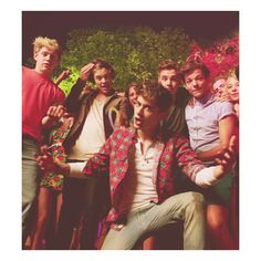 Live While We Are Young One Direction ❤ liked on Polyvore