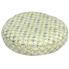 Happy Hounds Scout Deluxe Round Dog Bed - Large (42&#34) - Autumn $57.99