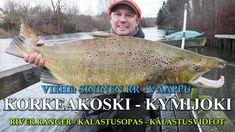 Korkeakoski - Kymijoki - A Big Salmon with RR Wobbler from Korkeakoski Salmon FishingCenter. #kymijoki #kotka #putkiperhot #perhonsidonta #lohiperhot #lohenkalastus #saalisklubi #miniperhot #mustaperho #salmon #salmonfinland #kalastus #kalastussuomi #fishingfinland #tubefly #tubfluga #tubefluer #tubenfliegen #lachs #lax #lohi #salmon #bigfish #bigsalmon #mustakettu #esanerikoinen #fishingcenterkotka #laituri #oulu #ouluperhonsidonta #riverranger #riverbugfinland #shop #rrvaappu #lohivaappu