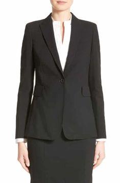 53f6beca638 Boss Hugo Boss Womens Jeresa Suit Seperates Professional Wear One ...