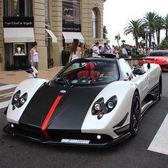 Pagani Zonda Cinque Car Share and enjoy!