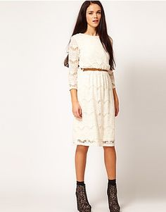 River Island Chelsea Girl Lace Dress