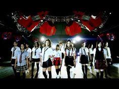 E-girls / 制服ダンス ~クルクル~ - YouTube