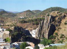 Os invitamos a pasear por el  Castillo de Cambil.  #historia #turismo  http://www.rutasconhistoria.es/loc/castillos-de-cambil