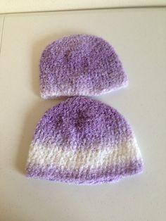 Toddler girl hats by Crochetinsanity on Etsy
