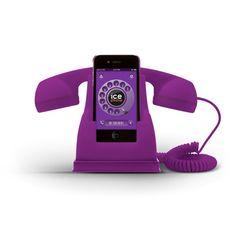 ICE-PHONE PURPLE