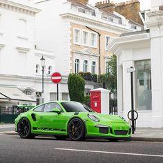 Simply stunning Porsche GT3RS