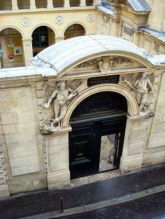 Paris, 6th Arrondissement, Sorbonne Nouvelle