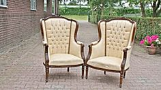 Two Beautiful French Chairs