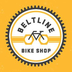 Creative Bike, Trackosaurus, Rex, -, and Beltline image ideas & inspiration on Designspiration Logos, Logo Branding, Brand Identity, Bike Logo, Bike Brands, Buy Bike, Bike Parking, Bicycle Maintenance, Cool Bike Accessories